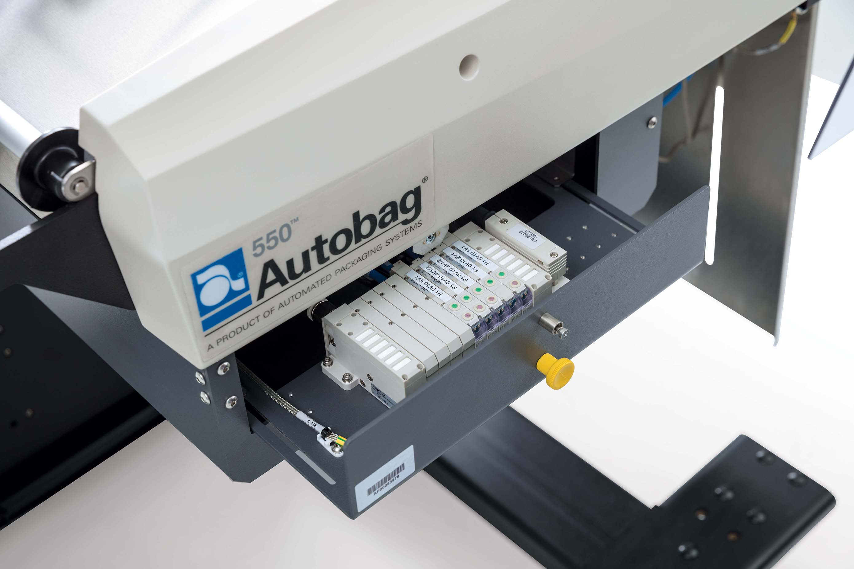 Autobag 550 Bagging machine modular components